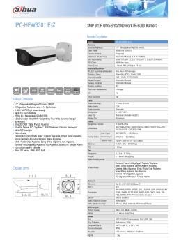 IPC-HFW8301 E-Z
