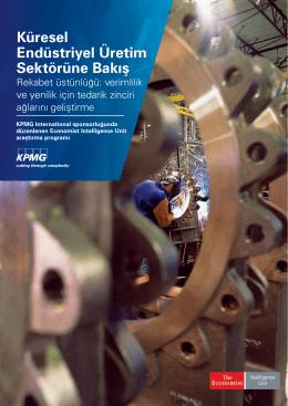 Küresel Endüstriyel Üretim Sektörüne Bakış (PDF 2.94MB)