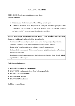 DUROGESIC 25 mikrogram-saat_KT