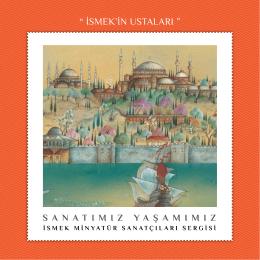 Sanatımız Yaşamımız - İsmek - İstanbul Büyükşehir Belediyesi