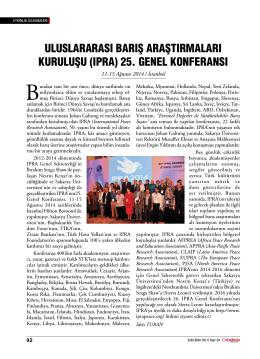 IPRA Konferansı