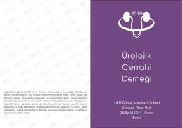 ÜCD Güney Marmara Şubesi Crowne Plaza Otel 26 Eylül 2014
