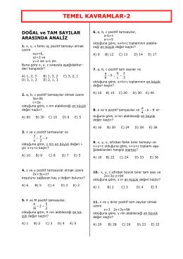 temel sayı.2 - www.omersencar.com