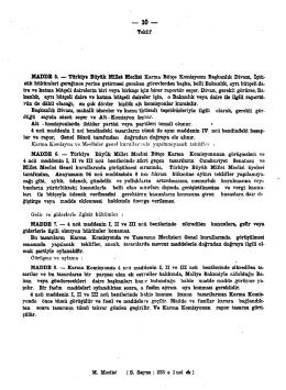 Teklif MADDE 5. — Türkiye Büyük Millet Meclisi Karma Bütçe