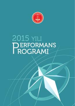 2015 YILI - Sayıştay