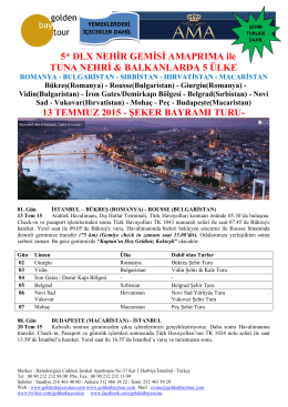 tur detayı - Golden Bay Cruises