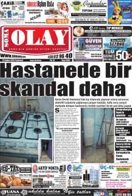 K - Soma Olay Gazetesi