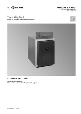 Vitoplex 100 PV1 500