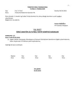 2.a.l.tertip komitesi kararı
