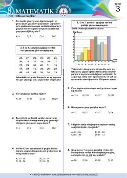 matematik test 3