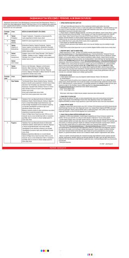 başbakanlık`tan sözleşmeli personel alım sınavı duyurusu