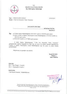 \t*İİ - mersin - mezitli ilçe millî eğitim müdürlüğü