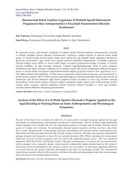 23-30 PDF - Sportif Bakış