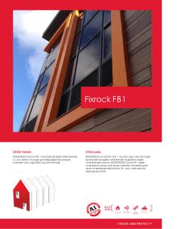 Fixrock FB 1