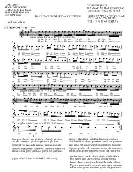Bir dunyann esiginde (Cemil Meric butun eserleri) (Turkish Editi pdf