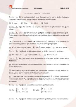 mat101 matemat˙ık ı-ödev-ı