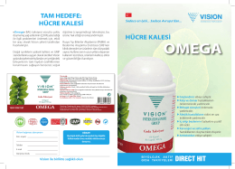 omega - WHO+Vision