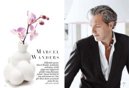 Hollandalı yaratıcı Marcel Wanders, ürünlerden mekanlara, sürekli
