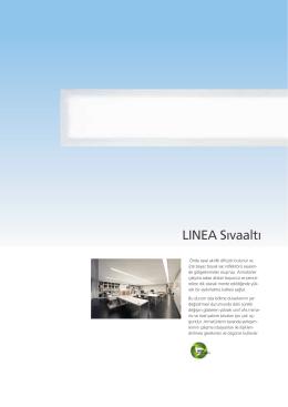 LINEA Sıvaaltı - EAE Aydınlatma