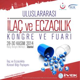 duyuru türkçe - İlaç ve Eczacılık Genel Müdürlüğü