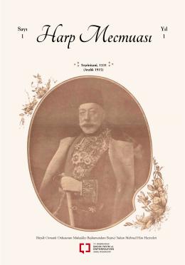 harp mecmuası sayı 1 - Basın Yayın ve Enformasyon Genel Müdürlüğü