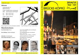 Programm als PDF - Brücke
