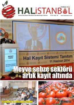 Temmuz 2014 - Halistanbul
