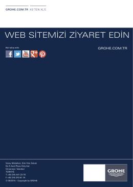WEB SİTEMİZİ ZİYARET EDİN