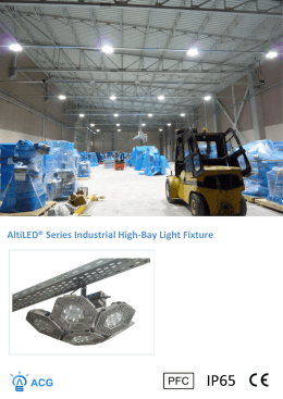 AltiLED® Series Industrial High