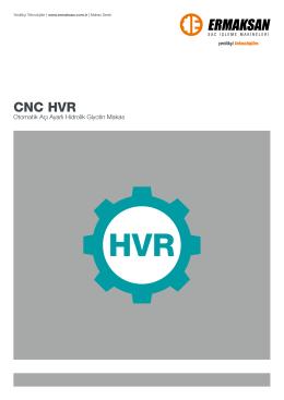 HVR-TR - Ermaksan