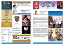 Sayı 6 - Adana Rotary Kulübü