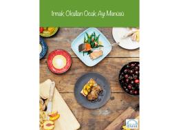 Yemek Menüsü - Irmak Okulları