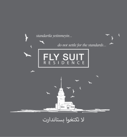 FLY SUIT - Istanbulrealestatehub