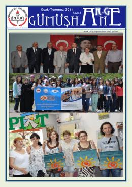 Ocak-Temmuz 2014 - Gümüşhane İl Milli Eğitim Müdürlüğü