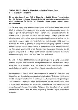 Basın bültenleri 03/12/2013 (201.5 KB)
