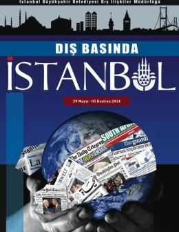Dış Basında İstanbul - İstanbul Büyükşehir Belediyesi