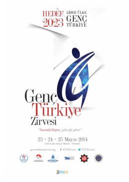 GTZirvesi - Genç Türkiye Zirvesi