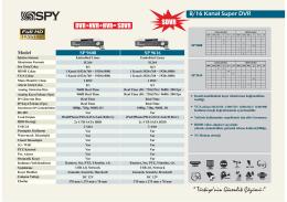 sp 9608 teknik broşür