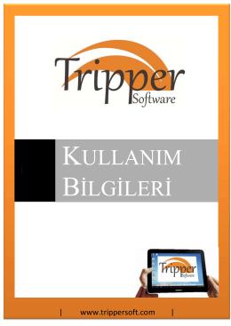 TripperTanıtım Kitabı