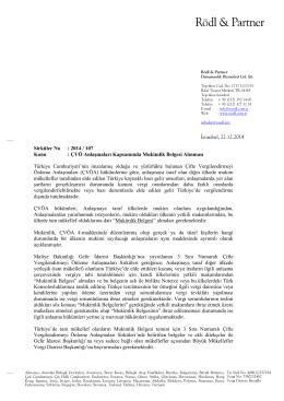 Sirküler No: 2014 / 107