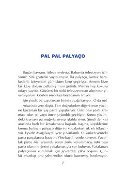 PAL PAL PALYAÇO