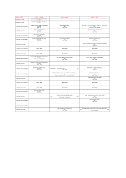 tarih / gün dhf 1. sınıf dhf 2.sınıf dhf 3. sınıf