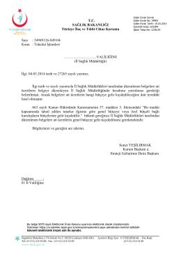 Tahsilat İşlemleri - İlaç ve Eczacılık Genel Müdürlüğü