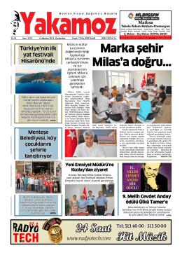 13.08.2014 ar amba - Milas Medya Arşivi
