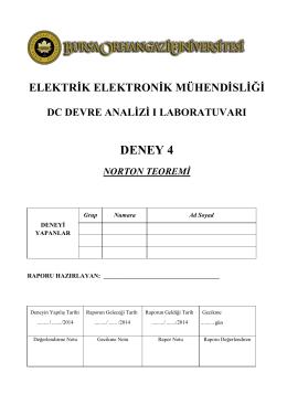 DENEY 4