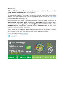 YFYİ Nisan 2014 Duyuru_odtu