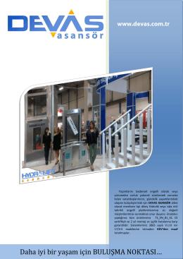 Katalog 2014 - engelli asansörü