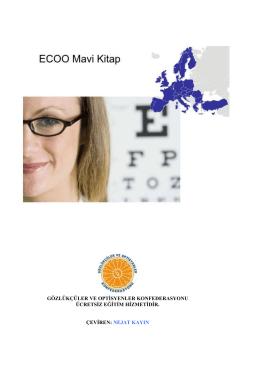 E.C.O. Mavi Kitap