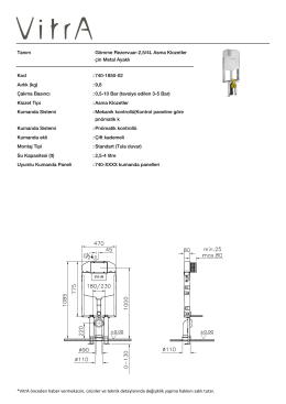 Tanım Gömme Rezervuar-2,5/4L Asma Klozetler çin Metal