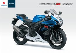 GSX R600 yeni ORJ web